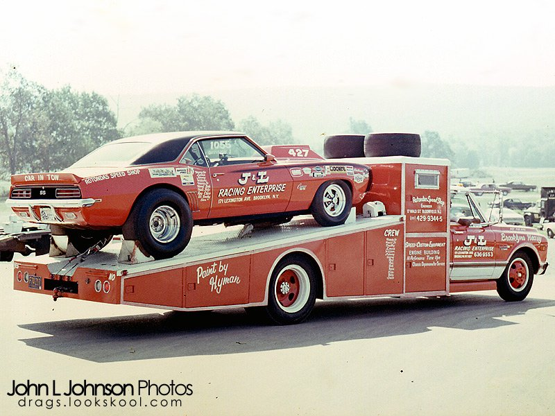old race car haulers - Page 20 - Yellow Bullet Forums