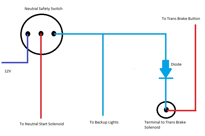 Dodge Neutral Safety Switch Wiring - Read All Wiring Diagram on
