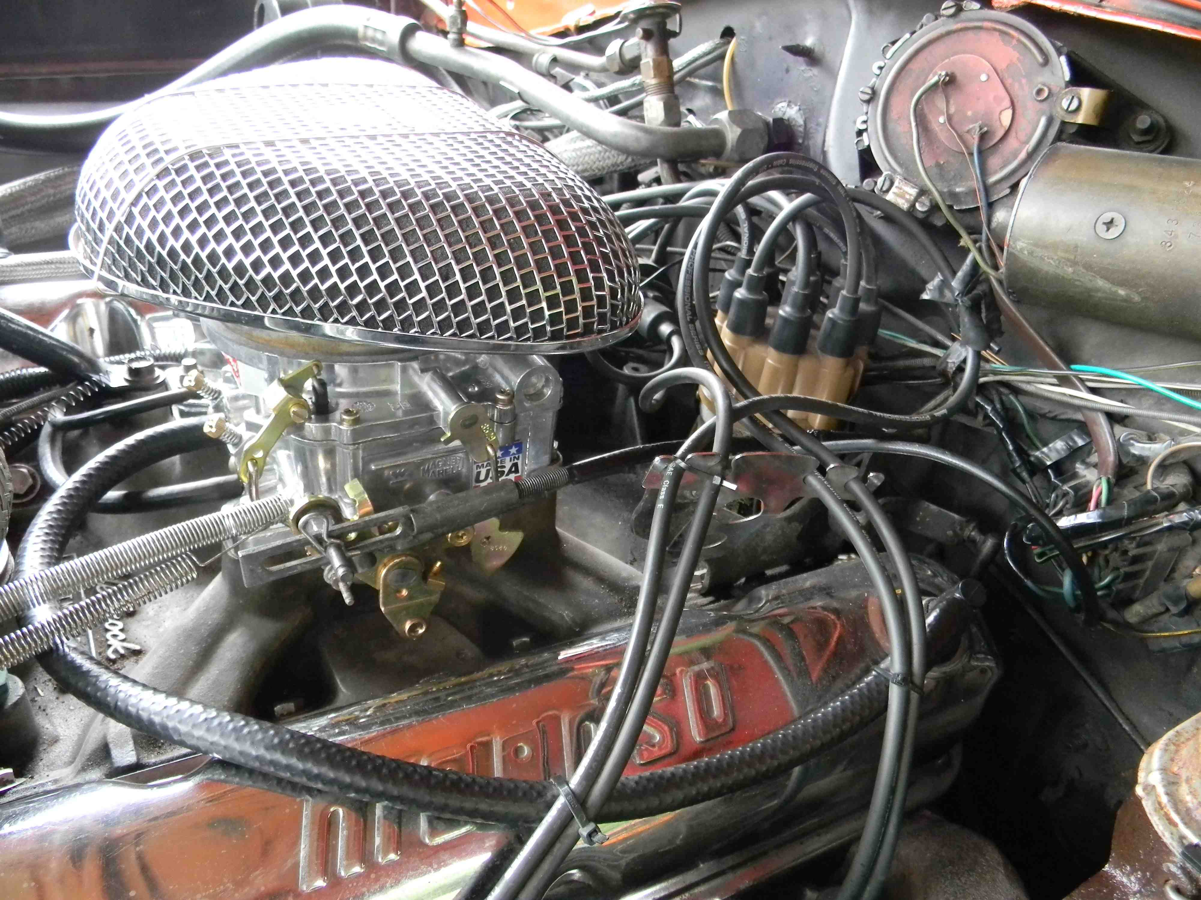 Need Help With Throttle Cable Amp Kickdown Edelbrock Carb
