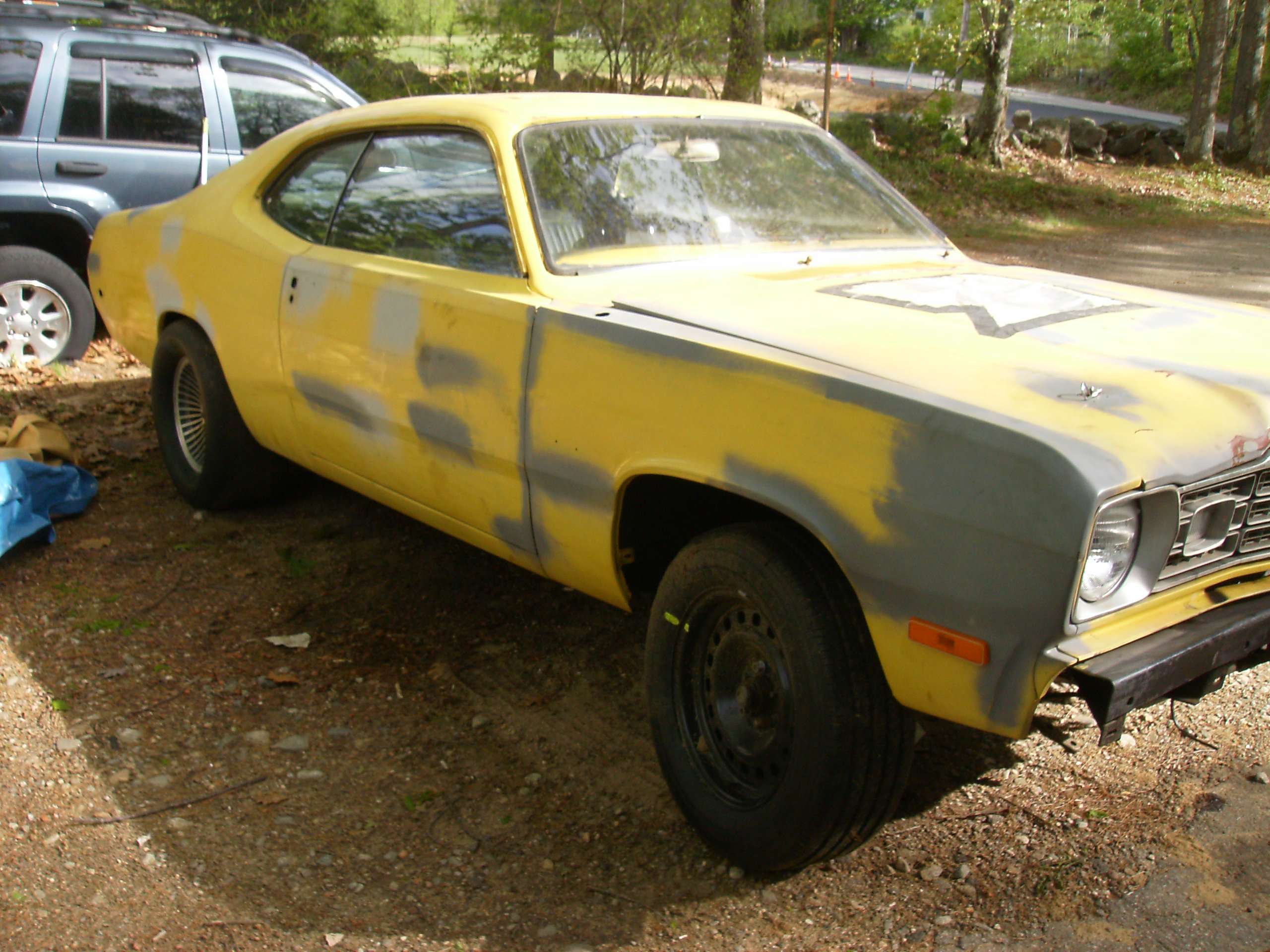 73 duster 340 with a sunroof how many moparts question and answer moparts forums. Black Bedroom Furniture Sets. Home Design Ideas