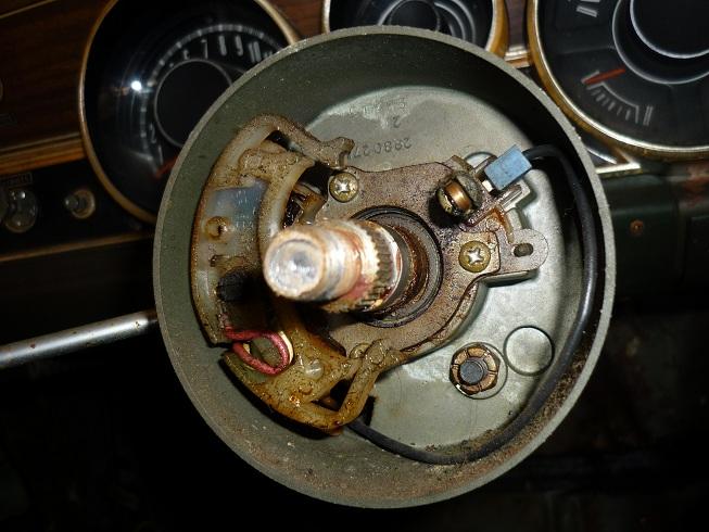 1969 Dodge Dart Steering Column Schematic
