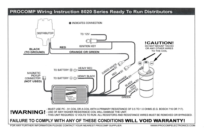 [SCHEMATICS_4FR]  DIAGRAM] Pro Comp Pc 8000 Wiring Diagram FULL Version HD Quality Wiring  Diagram - BUYDIAGRAMS.ACCADEMIA-ARCHI.IT | Pro Comp 8000 Distributor Wiring Diagram |  | Accademia degli archi