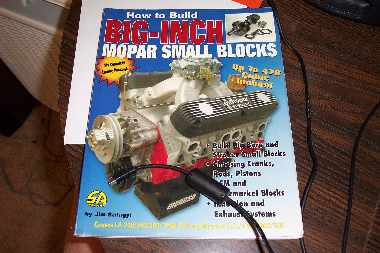 Next Small Block Stroker     go for a 427