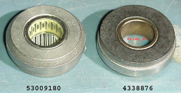Clutch Pilot Bushing By Size : Need help with pilot bushing size moparts question and