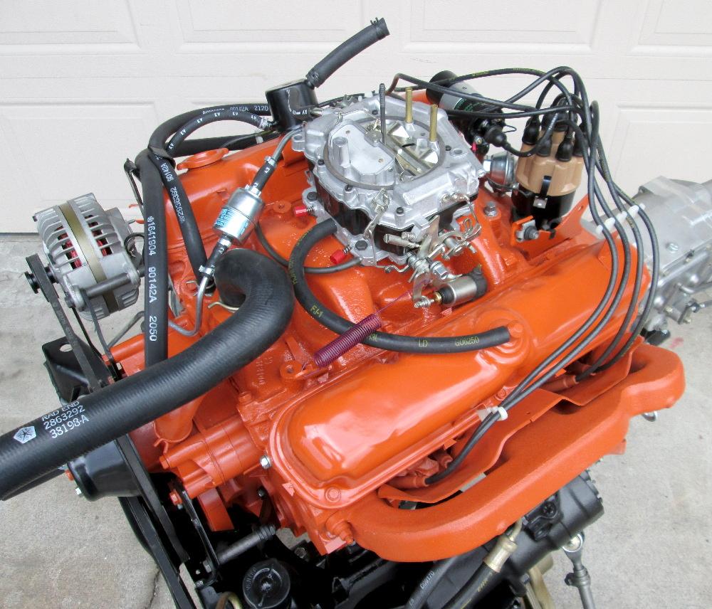 72 Challenger Engine Small Block Wiring Diagrams Magneto Schematic Kohler Engines 1971 340 Cuda Paint Details Moparts Restoration Basic