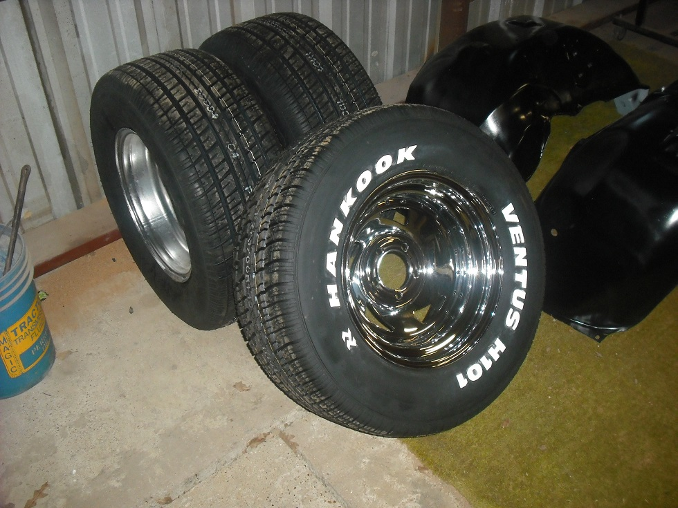 Hankook Truck Tires >> 15 Inch RWL Street Tires | Moparts Question and Answer | Moparts Forums