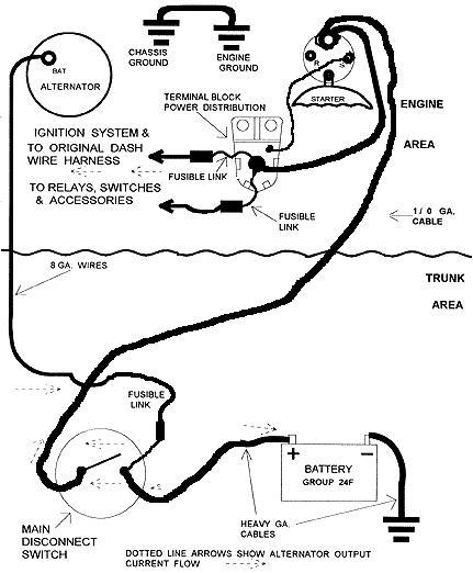 Battery Kill Switch Diagram