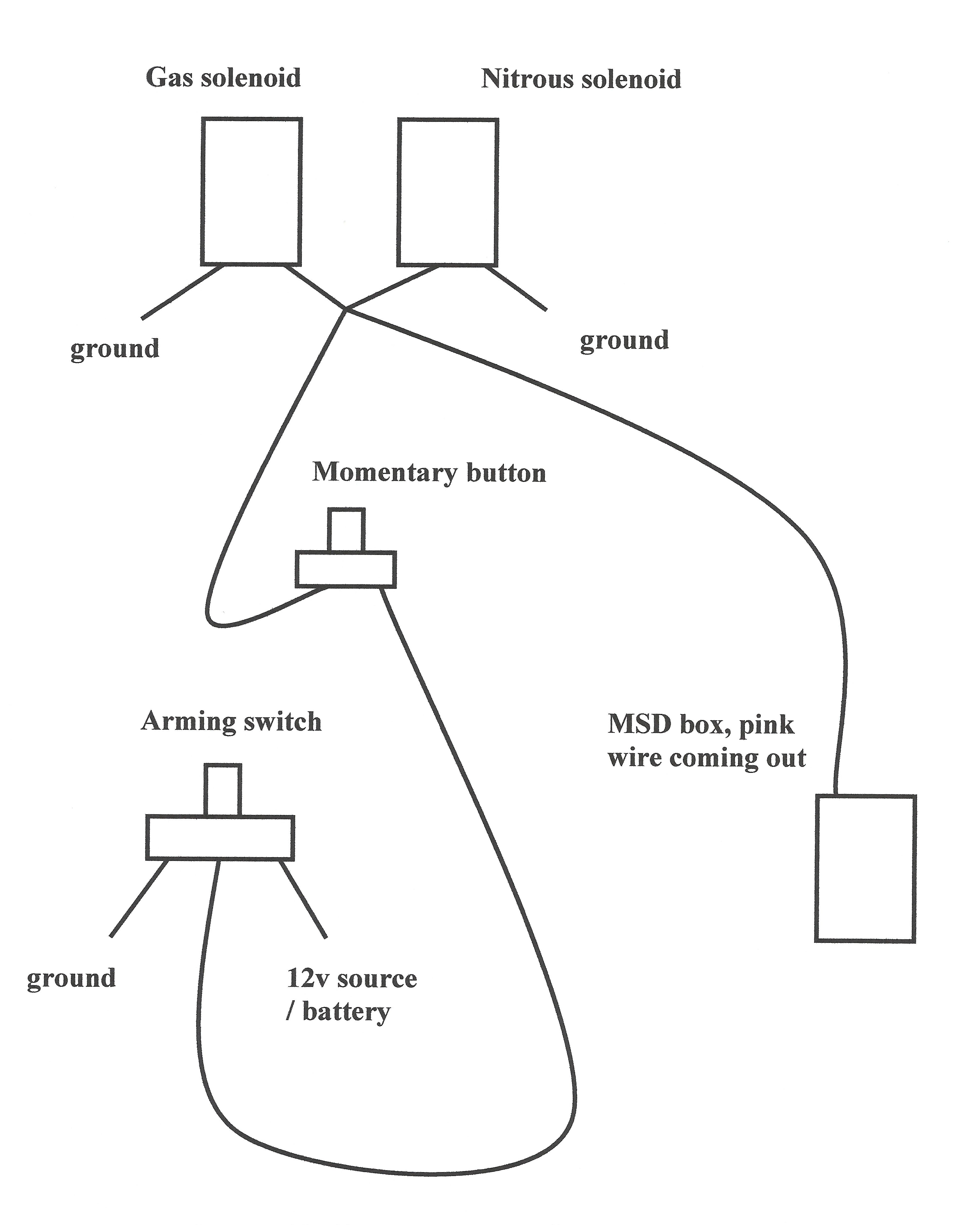 Msd Nitrous Wiring Diagrams nitrous wiring diagram with ... on race car diagram, nos nitrous wot relay with diagram, nitrous control panel, ls1 fuel system diagram, engine components diagram, nitrous fuel system diagram, nitrous oxide system diagram, nitrous solenoid diagram, nitrous purge wiring, nitrous plumbing diagram, line lock diagram,