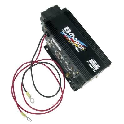 Mopar P4876731     MSD    7AL2  Ignition    Wiring    Instructions