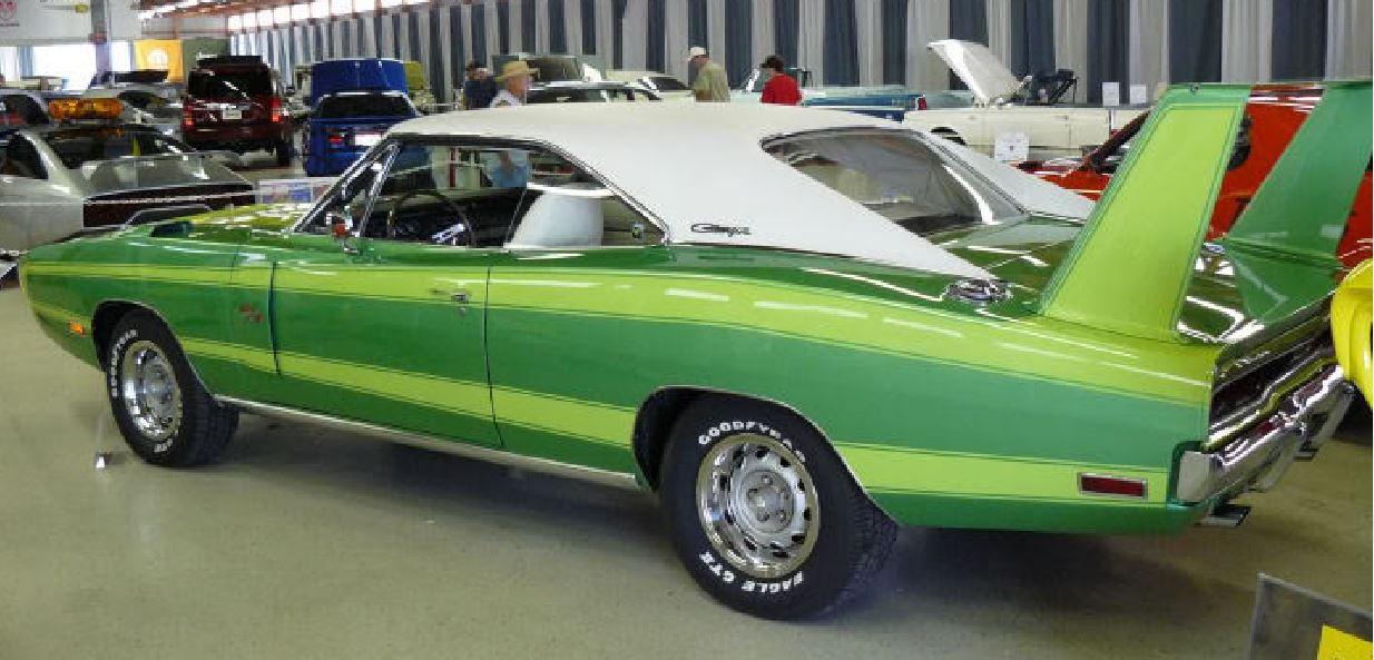 Correct colour code for 1969 (F6) Dodge Bright Green | Moparts