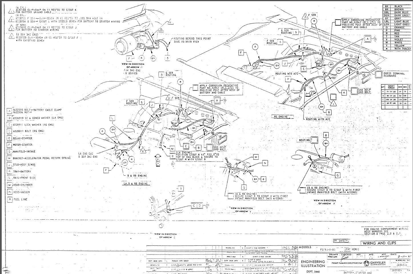 70 Cuda Headlight And Engine Harness Line Drawings Moparts Wiring2jpg 8325921 Wiring2 42 Downloads