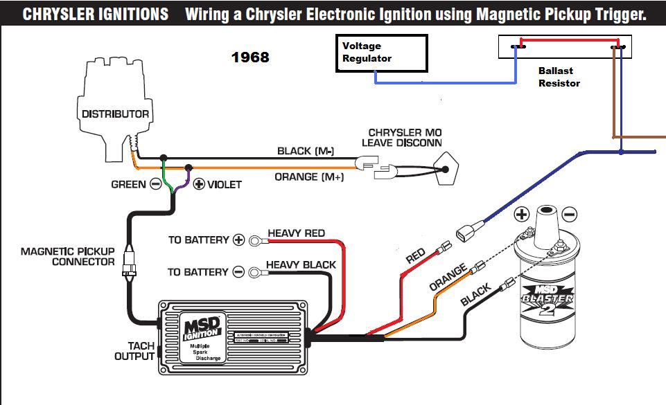 8329282 MSDIgnitionWiringDiagram pro comp distributor wiring diagram pro comp distributor parts Mallory Unilite Ignition Wiring Diagram at edmiracle.co