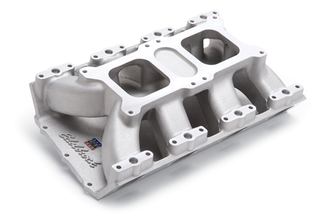 new edelbrock 426 hemi intake manifold unlawfl 39 s race. Black Bedroom Furniture Sets. Home Design Ideas
