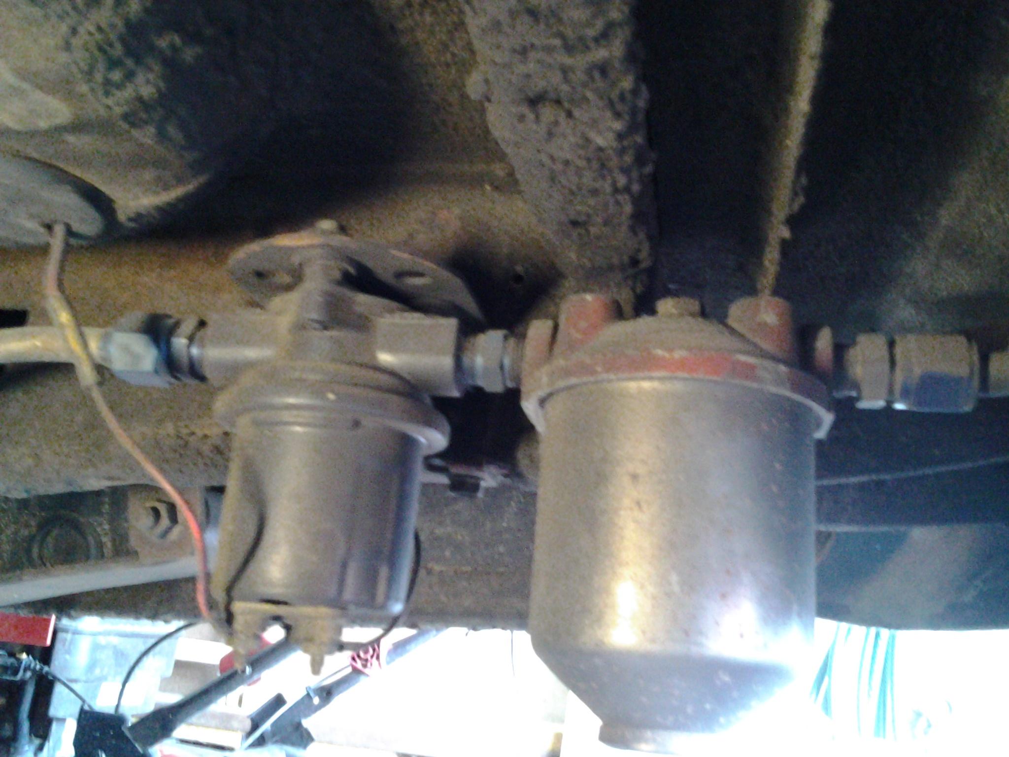 [GJFJ_338]  Fuel filter? - Moparts Forums | Fram Hpg1 Fuel Filter |  | Moparts