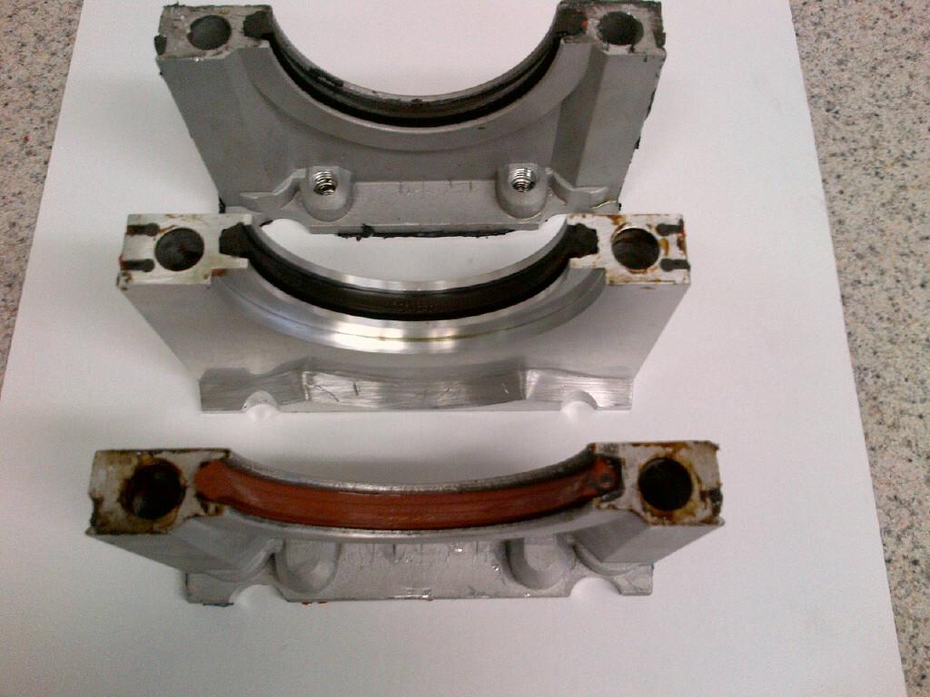 440 Rear Main Seal Leak--Almost Suicidal!! UPDATE - Moparts