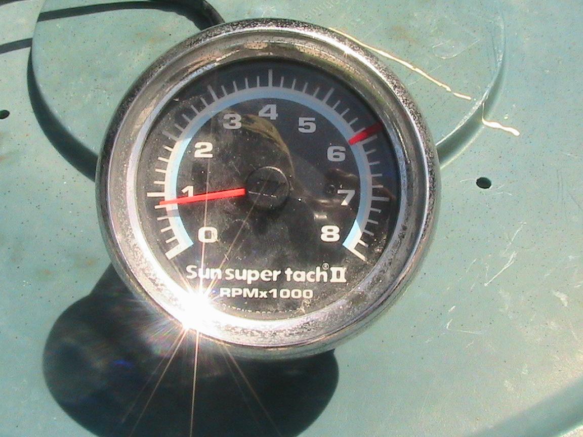 Sun Pro Super Tach Unlawfls Race Engine Tech Moparts Forums Ii Wiring 009