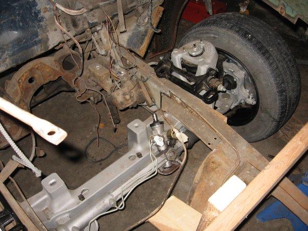 Boneyard Front Suspension  Moparts Forums