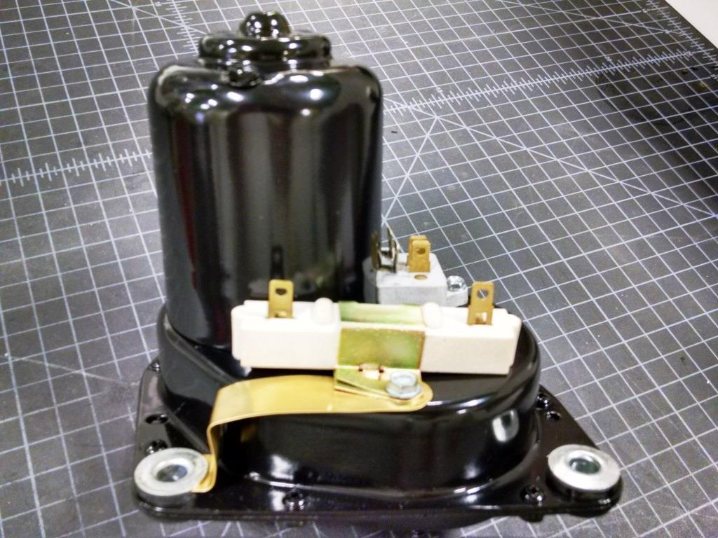 2 speed wiper motor restoration moparts restoration for Mopar wiper motor restoration