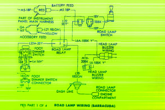 1970 Cuda Wiring Diagram - Bookmark About Wiring Diagram •  Dodge Wiring Diagram Dash on ballast resistor wiring diagram, 1956 oldsmobile wiring diagram, 1967 dodge wiring diagram, 1957 dodge wiring diagram, dodge voltage regulator wiring diagram, 1965 lincoln wiring diagram, 1960 pontiac wiring diagram, 1969 cadillac wiring diagram, 1955 dodge wiring diagram, 1965 dodge wiring diagram, dodge truck wiring diagram, 1953 dodge wiring diagram, 1970 dodge alternator wiring, 1955 plymouth wiring diagram, 1954 dodge wiring diagram, 1961 cadillac wiring diagram, 1974 dodge wiring diagram, electrical circuit wiring diagram, 1958 dodge wiring diagram, 1957 plymouth wiring diagram,