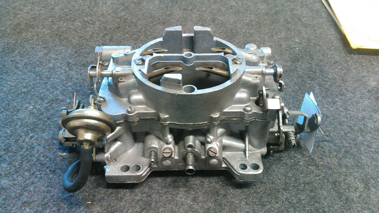 carter carb 6212 s ??? - Moparts Forums