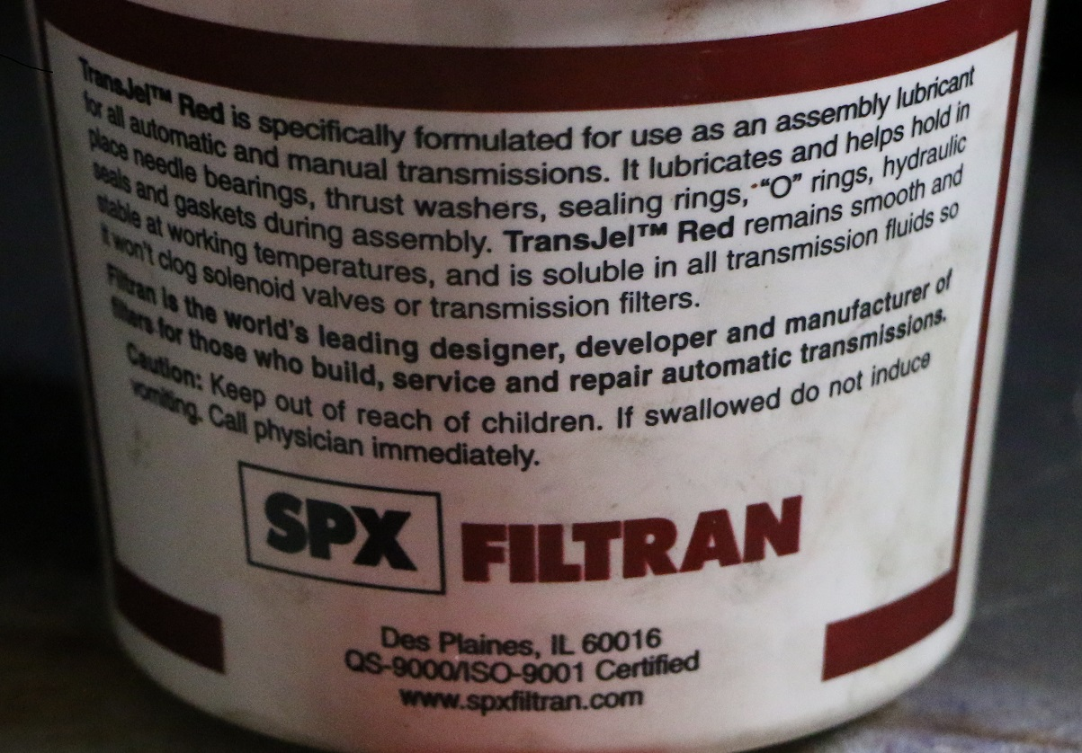 Trans Lube - Moparts Forums