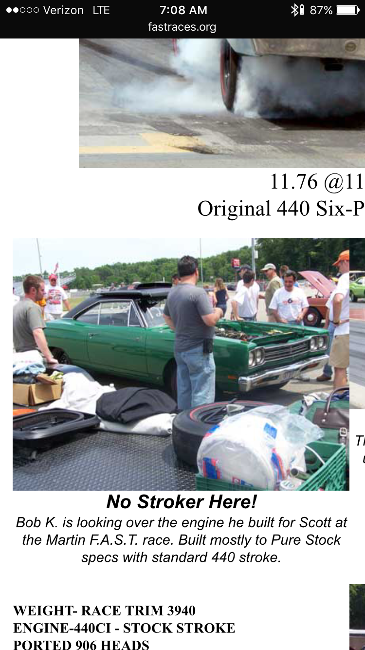 Any slick new 440 recipes ? 500 HP stock appearing - Moparts Forums