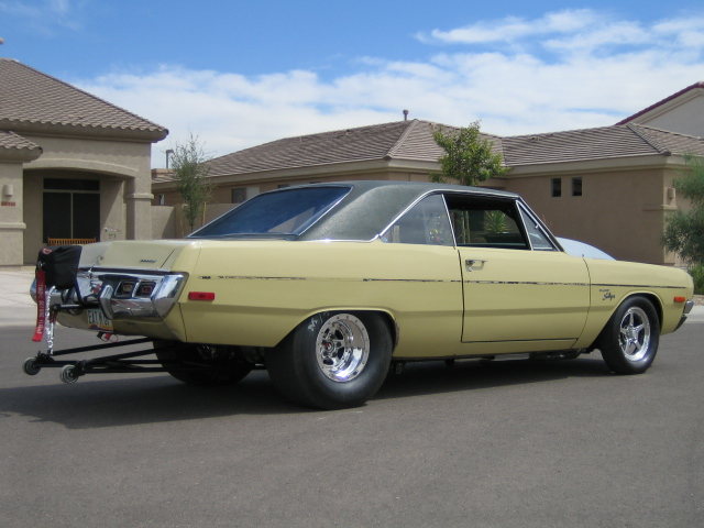Will A 12 Quot Wheel Fit In A Mini Tubbed 68 Cuda Unlawfl S