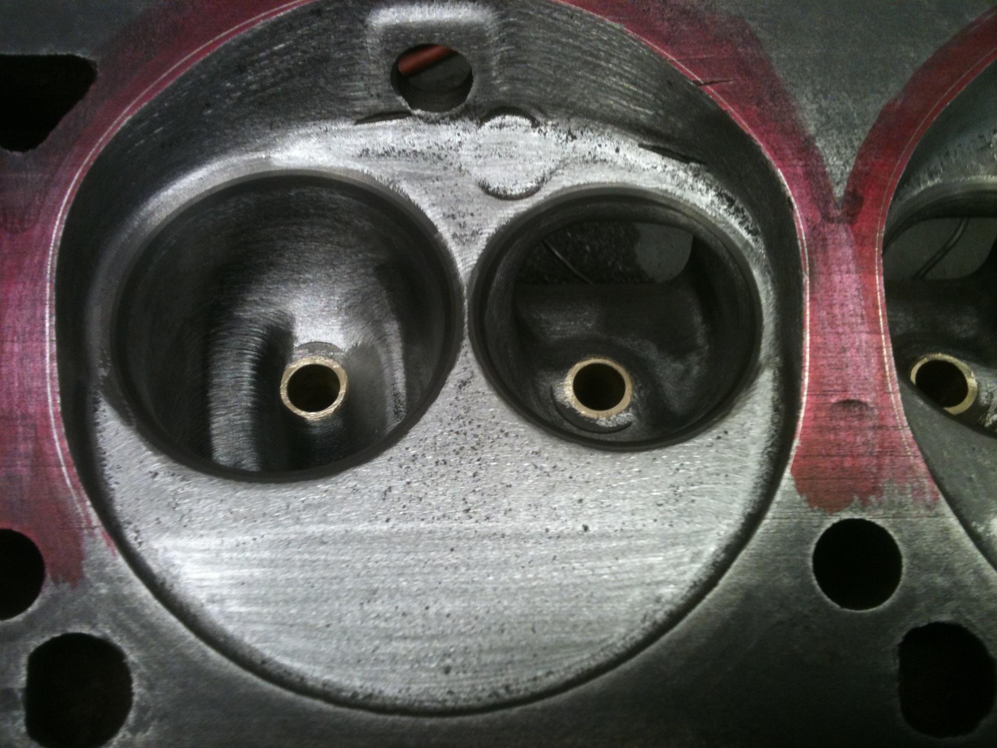 Cnc Porting Iron Heads Unlawfls Race Engine Tech Moparts Forums Http Boardmopartsorg Ubbthreads Wiringdiagjpg Image