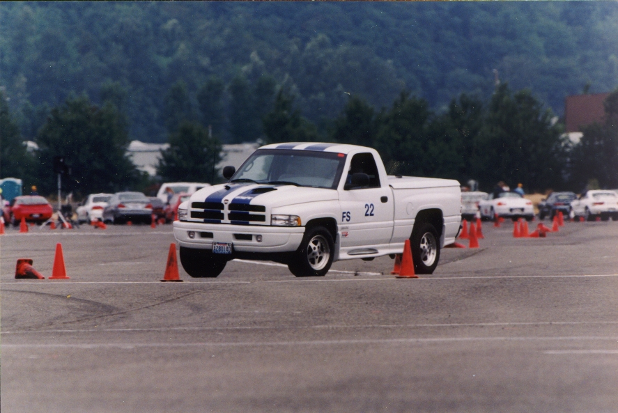 Tom's  truck -  National Tour '98.jpg