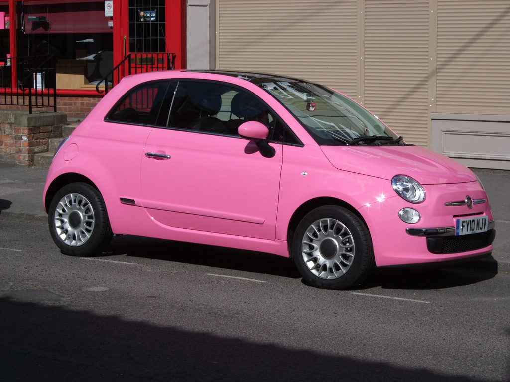 Simple-Pink-Fiat-on-Small-Vehicle-Remodel-Ideas-with-Pink-Fiat.jpg