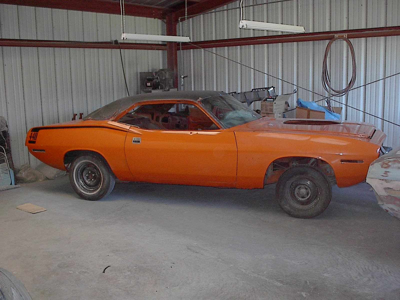 Six Pack cuda before tear down 004.JPG