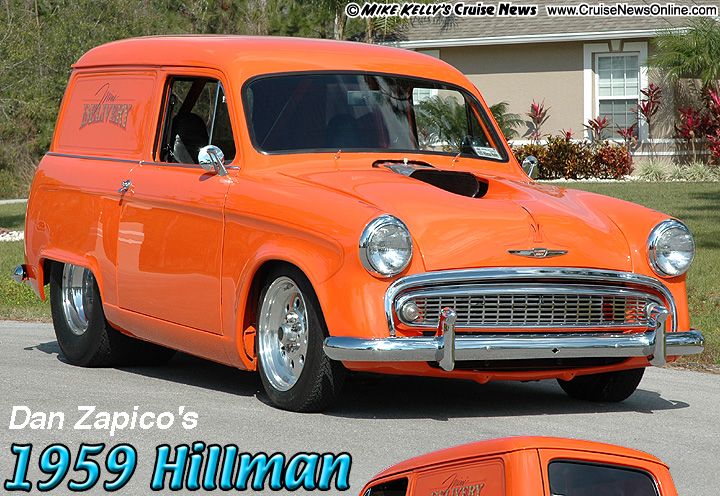 Slightly OT Anyone Know Anything About Hillman Husky