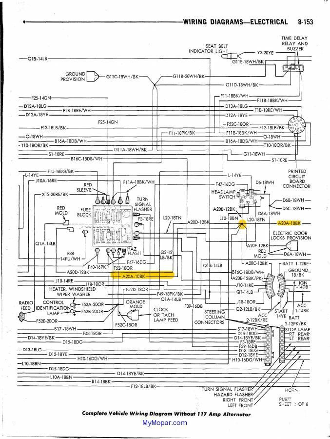 Safely Wiring Accessories  Amp Gauge Re-wire