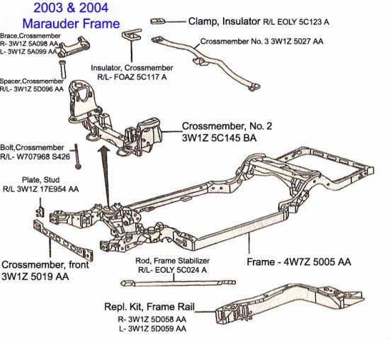 F For Ford Body Frame Swap Questions on 2000 cougar fuse panel