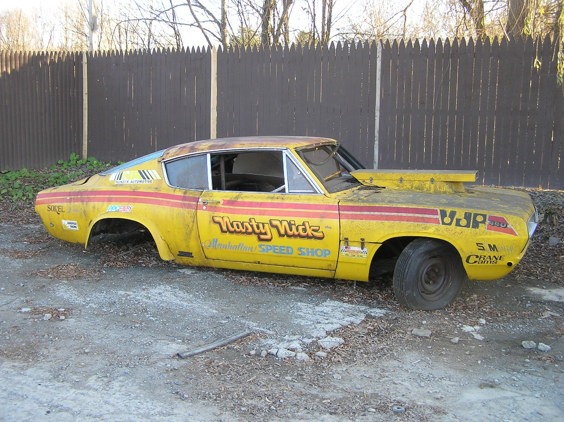 Race Cars In Barns Pictures And Stories Unlawfl S Race