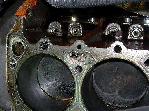 440 Head Gaskets water passages don't match  Help