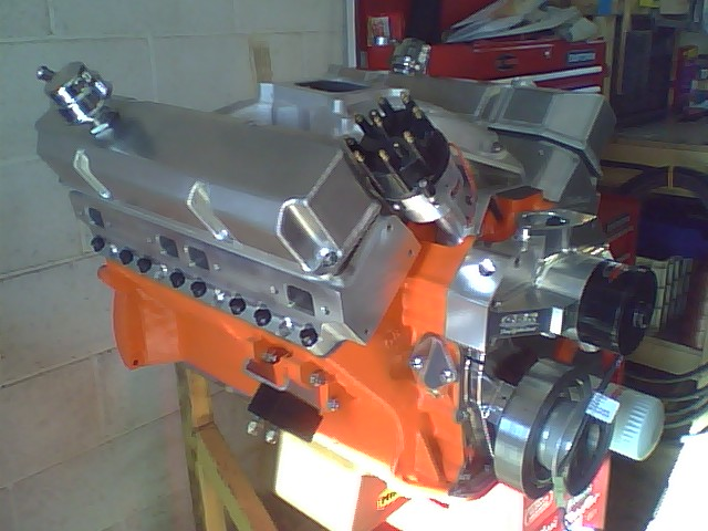 a few questions about a 413 motorhome engine - Moparts Forums