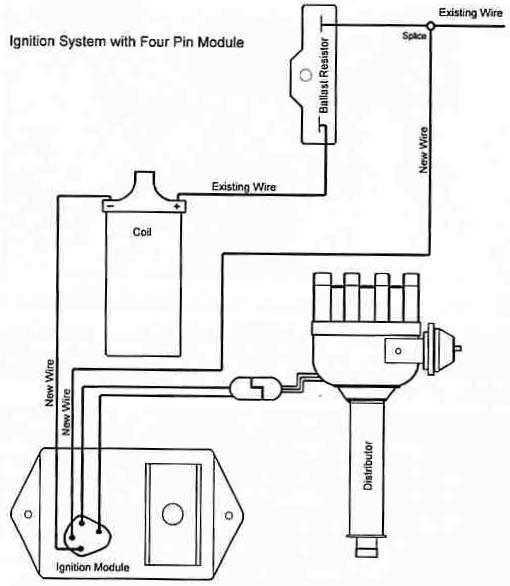 Chrysler Distributor Wiring | Wiring Diagram