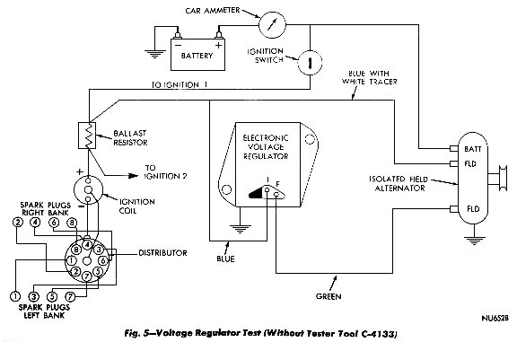 65 ford mustang voltage regulator wiring diagram plymouth voltage regulator wiring blue voltage regulator -constant output -no good ...