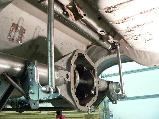 Caltrac S Vs Ladder Bar Suspension Unlawfl S Race