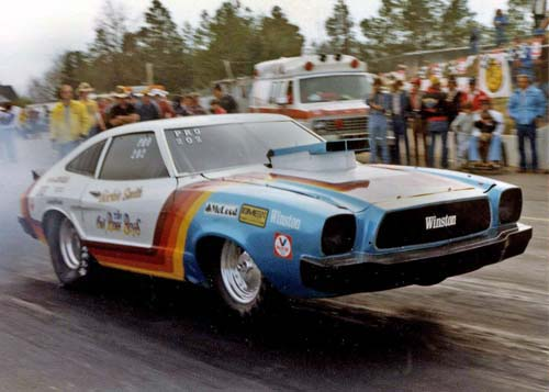 Mccandless in a ford unlawfl 39 s race engine tech for Smith motor company wv