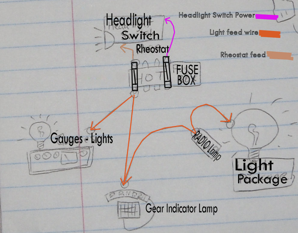 Wiring Diagram For 1973 Plymouth Duster - Complete Wiring ...