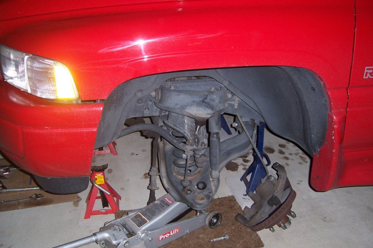 Lower Control Arm Removal Dodgetalk Dodge Car Forums