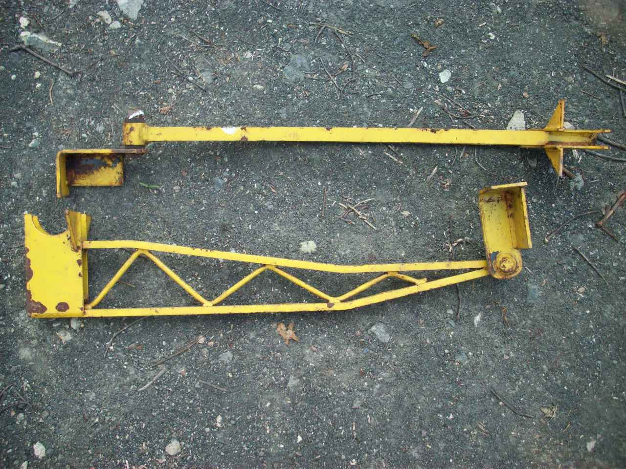 Vintage Ladder Bars - What do they fit?? - Moparts Forums