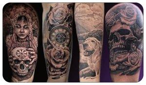 Big Thom Tattoos